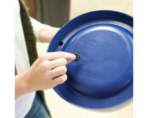 Cooling Bowl bol rafraichissant eau fraiche chien 1 litre vue 2