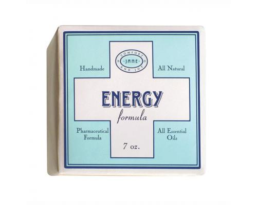 Jane Inc Cube Effervescent Bain Energie