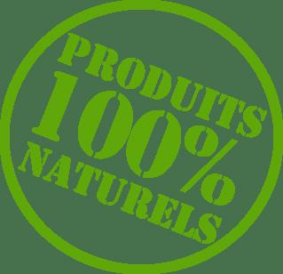 logo 100% naturel