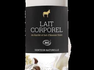 Lait-Anesse-lait corps-carpe zen