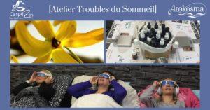 ATELIER TROUBLES DU SOMMEIL @ Carpé Zen