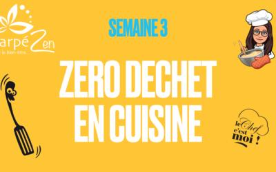 Ensemble le zéro déchet c'est facile, épisode 3 : En cuisine !
